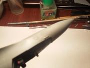 Су-27КУБ 1/72 Trumpeter 20161207_191522