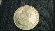 8 Reales 1809 Fernando VII Mexico ( busto imaginario ) 20150429_140548