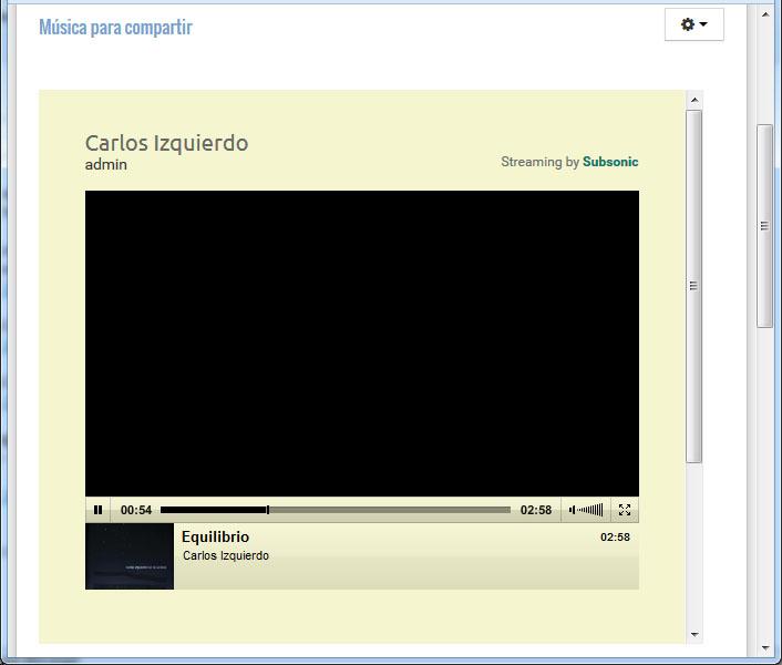 Subsonic: servidor de streaming universal y gratuito Imagen2