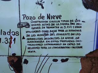 Los neveros de Sierra Nevada. Rrr
