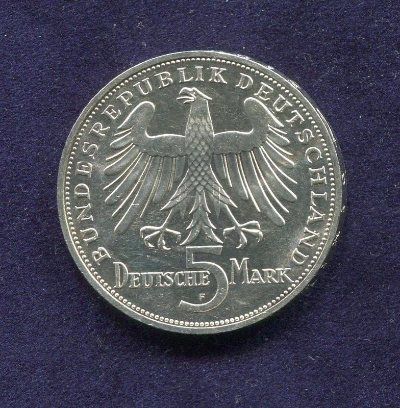 Monedas Conmemorativas de la Republica de Weimar y la Rep. Federal de Alemania 1919-1957 - Página 3 1955b
