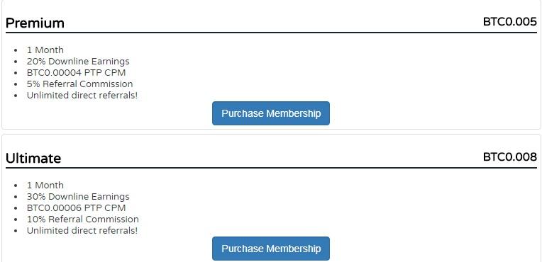 ClikOnBtc - 0.00000036 BTC por clic - minimo 0.00020000 BTC - Pago por Bitcoin wallet  Clikon
