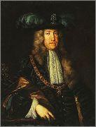 Austria alemana Sacro Imperio Romano Bohemia Carlos VI 15 Kreuzer 1738  Martin_van_Meytens_attrib_Portr_t_Kaiser_Ka