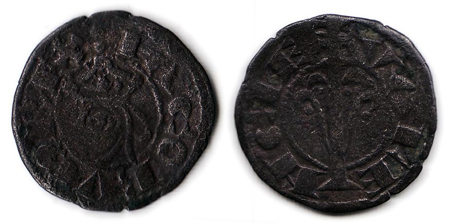Dinero de Valencia 1108