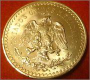 50 Pesos. México. 1945 50_pesos_mexico_oro_reverso