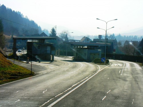 """Karaula """"Vič"""" VP 7646 - granični odsek Dravograd - 1986-1987 75392"""