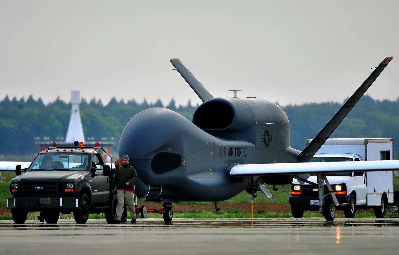 les UAV (drones) 1362236