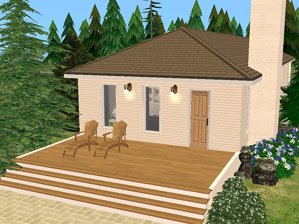 Stavba podle půdorysu Houseplan Forest_Retreat_34
