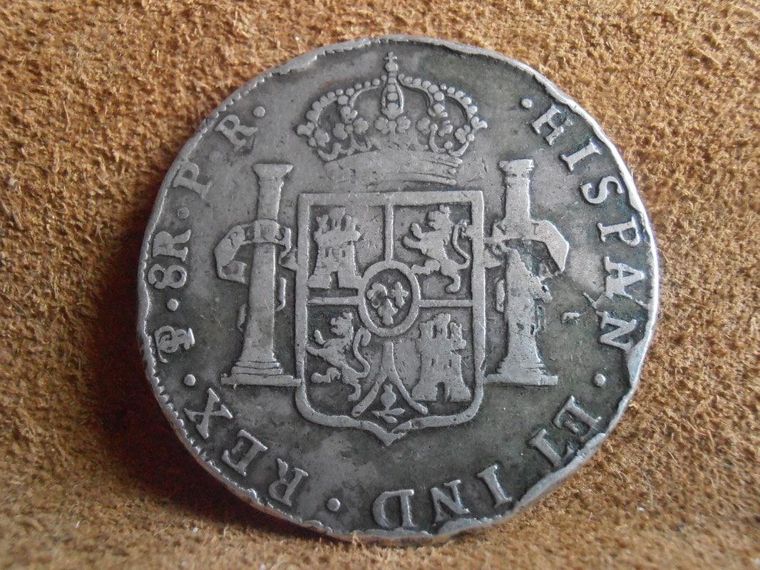 8 Reales 1792. Carlos IV. 1792 P5258604