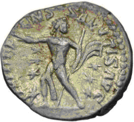 Glosario de monedas romanas. DEFENSOR. Image