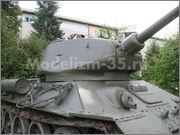 Советский средний танк Т-34-85,  Военно-исторический музей, София, Болгария 34_85_Sofia_005