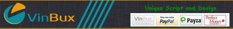 Vinbux - vinbux.com Vin_Bux_Banner