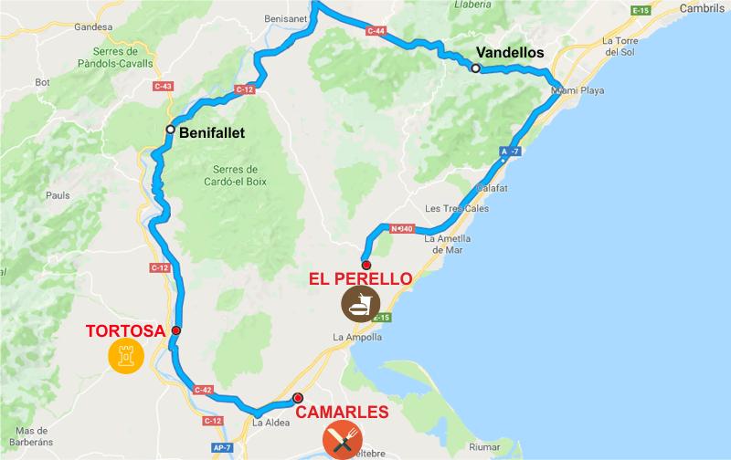 QUEDADAS (CAT): Tierras del Ebro. 07.04.2018 N-delta000