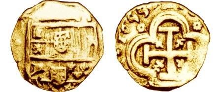 8 escudos Felipe IV, Sevilla R. Quisiera saber la rareza  Image