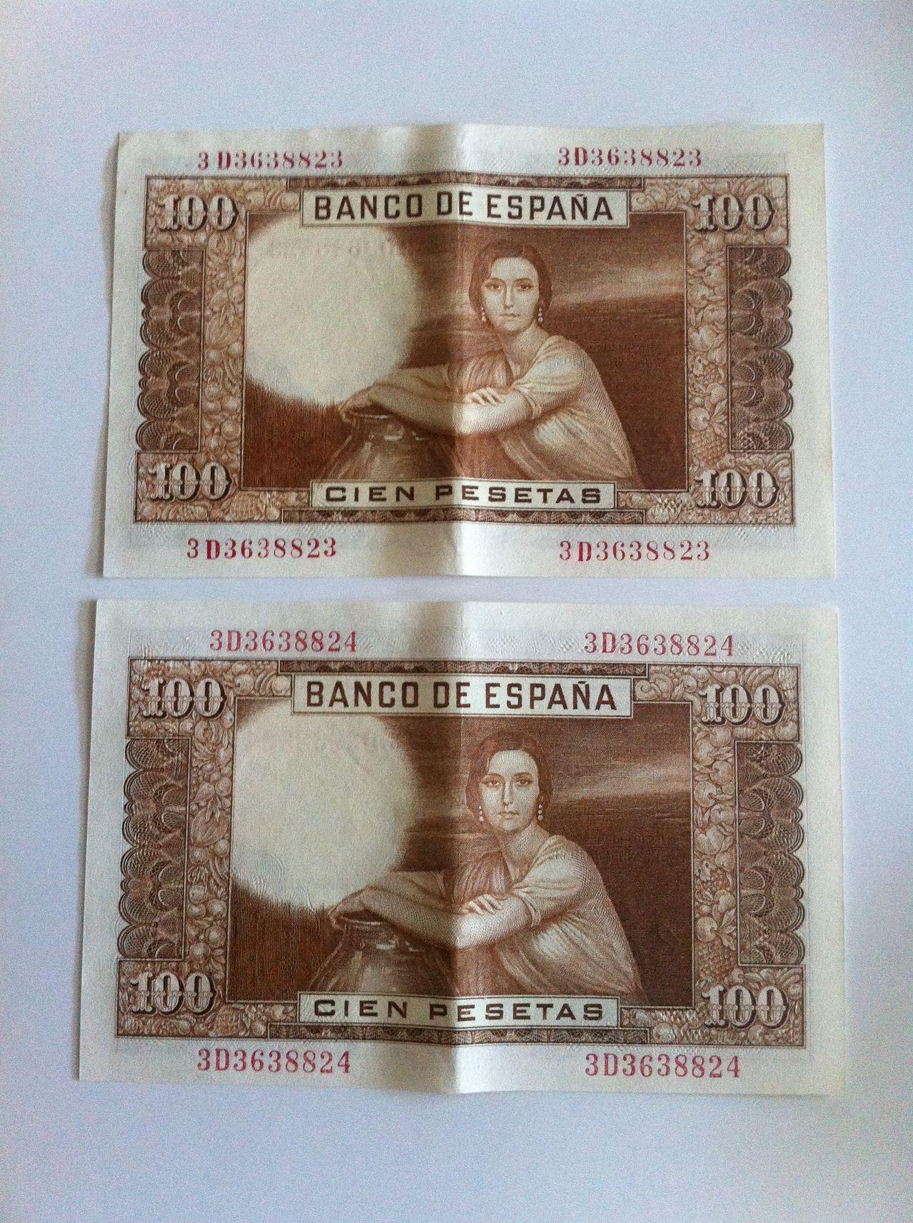 Ayuda valoracion cien pesetas 1953 IMG_5009