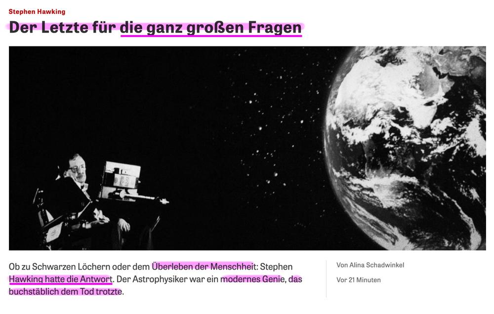 Die Erde, in der wir leben und der Raum, der die Welt ist - Seite 51 Hawking_011