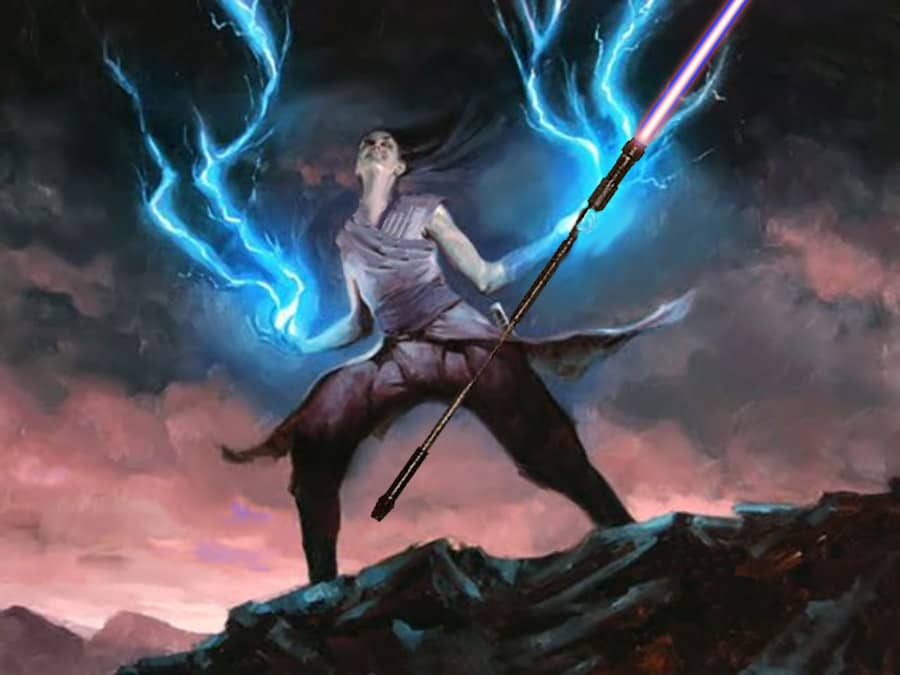 A Rey of Darkness: Dark Side Lineage Theories - Page 2 Nightsister
