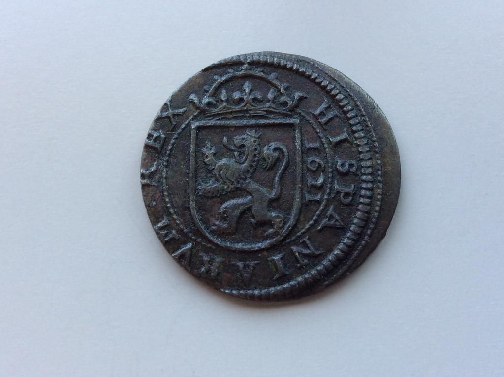 8 MARAVEDIS Felipe IV 1621 ceca de SEGOVIA IMG_4180