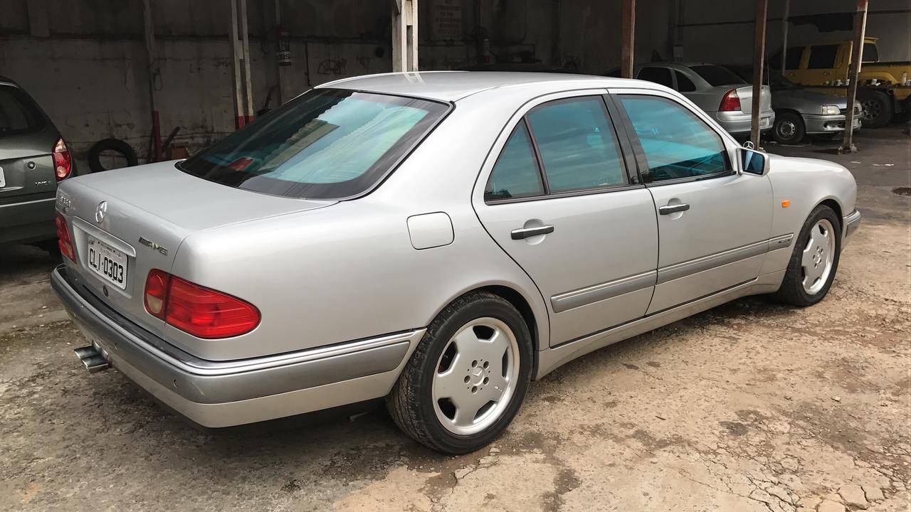 W210 E430 B4 1998 - R$ 25.000,00 IMG_0091