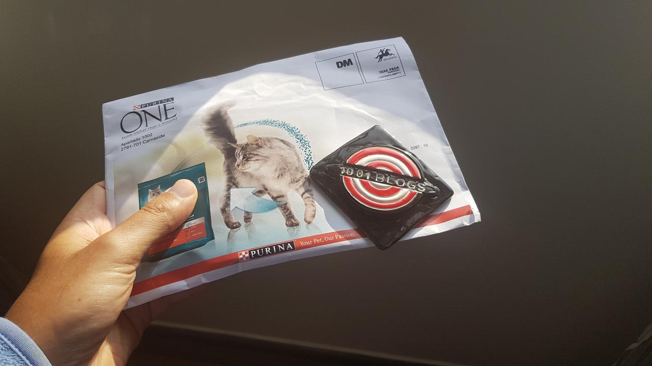 Amostra Purina - Ração para Gatos [Recebido] - - Página 5 20180328_095345