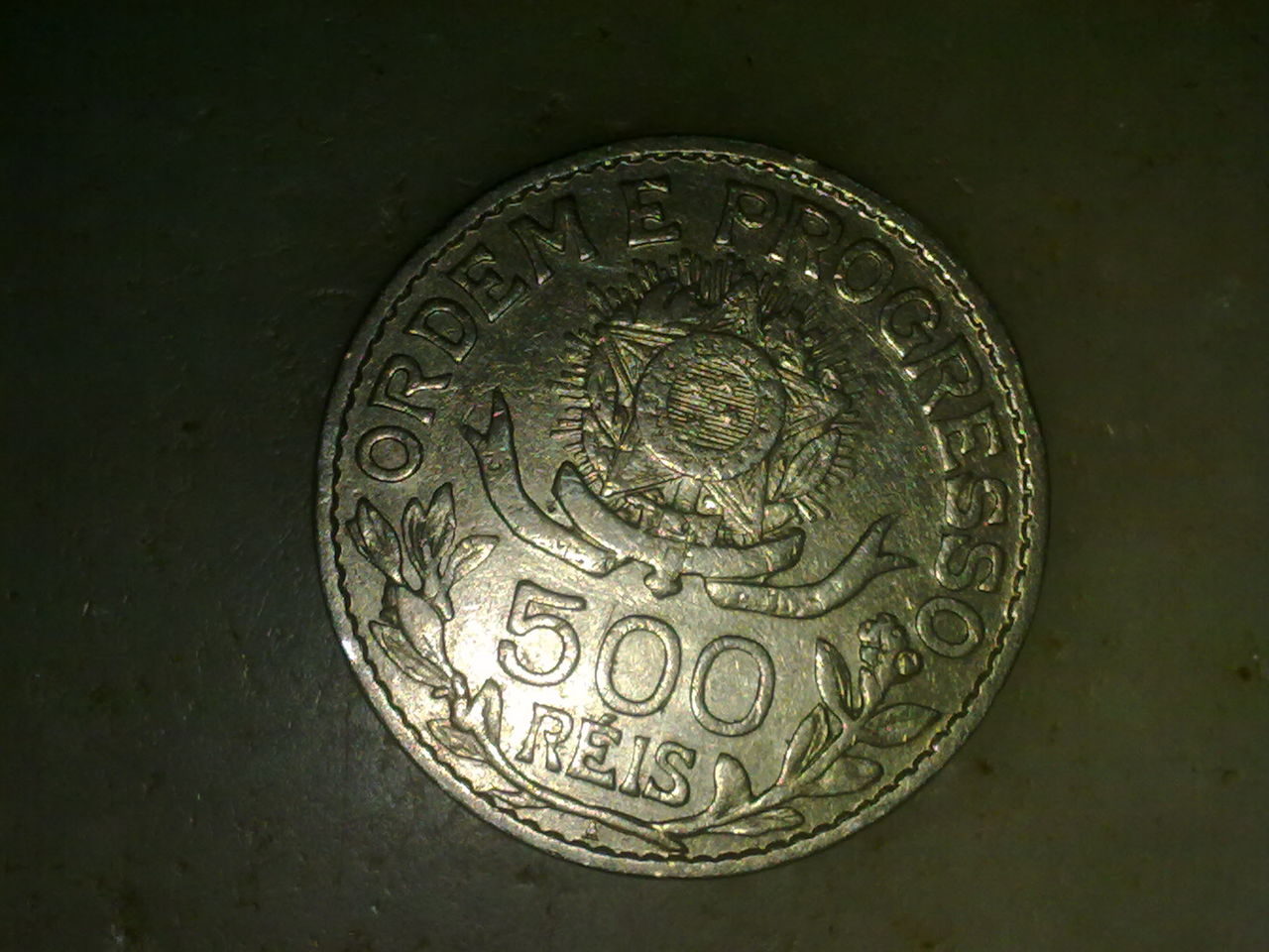 500 reis Brasil 1913 V_033