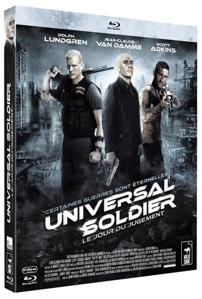 Universal Soldier : Day Of Reckoning (Soldado Universal: Dia Del Juicio Final) 2012 - Página 10 Blu_Ray_francia