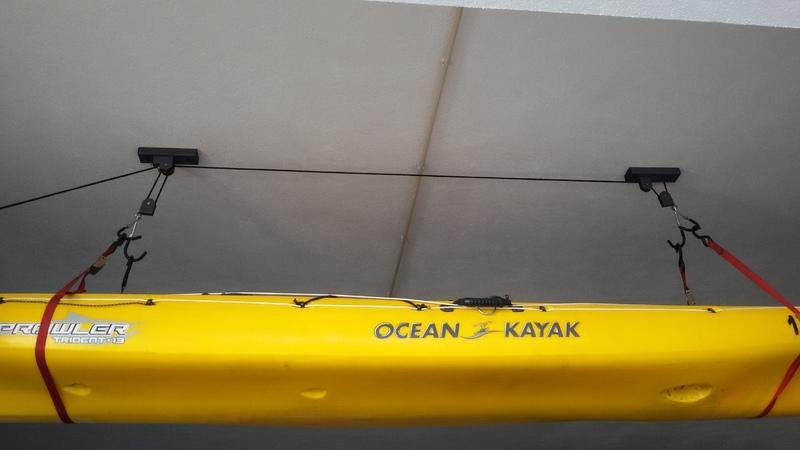 Sistema para pendurar kayak na garagem 20150805_191243