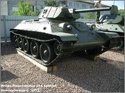 Советский средний огнеметный танк ОТ-34, Музей битвы за Ленинград, Ленинградская обл. 34_2_002