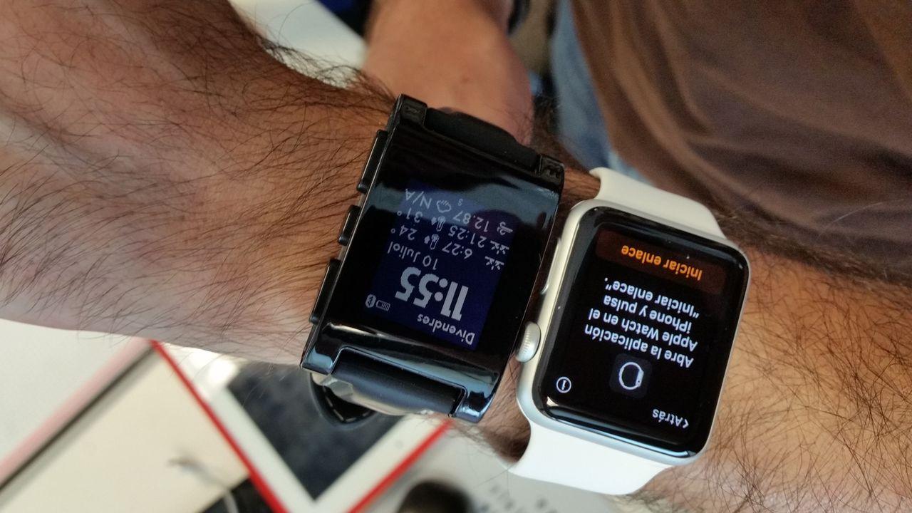 Presento Apple Watch Sport Guti4