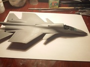 Су-27КУБ 1/72 Trumpeter 20161207_191456