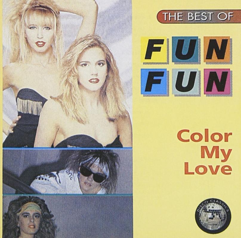 Fun Fun - The Best Of Fun Fun FLAC Fun