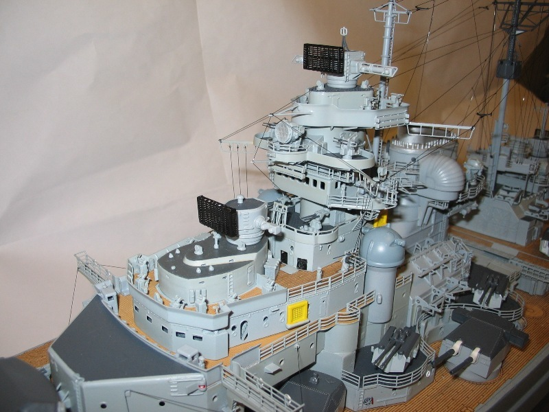 royal - I miei lavori terminati: Corazzata Bismarck, Soleil Royal, Victory. IMG_2279