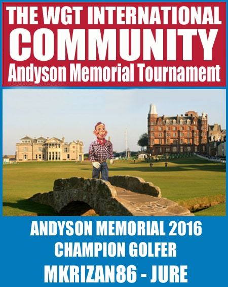 ***ANDYSON MEMORIAL***2016 ANDYSON_CHAMP