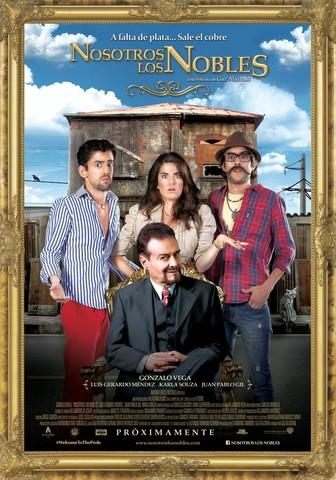 Nosotros los nobles (2013) Nosotros_Nobles_Poster