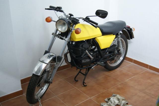 Mi Bultaco Metralla GTS  DSC01297