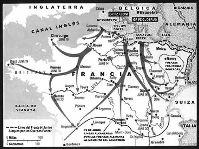 Invasión de Francia y Países Bajos (10-5-1940) Francia4_22junio