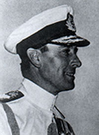 General Mariscal del Aire Lord Louis Mountbatten Mountbatten