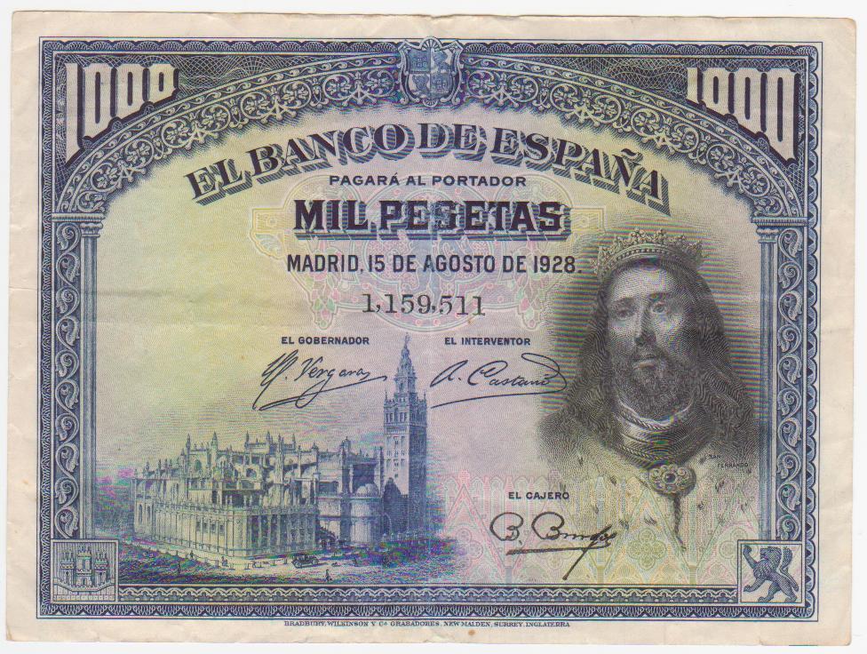 1000 Pesetas, 1928 (Capicúa) 1000_pesetas_1928