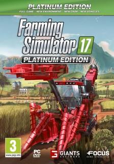 Farming Simulator 17: Platinum Edition [PC]