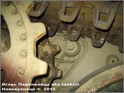 """Немецкая тяжелая САУ  """"JagdPanther""""  Ausf G, SdKfz 173, Deutsches Panzermuseum, Munster Jagdpanther_Munster_060"""