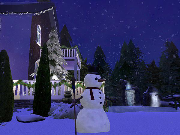 Hellohello: Domy Christmas_Lane_oudoor_26