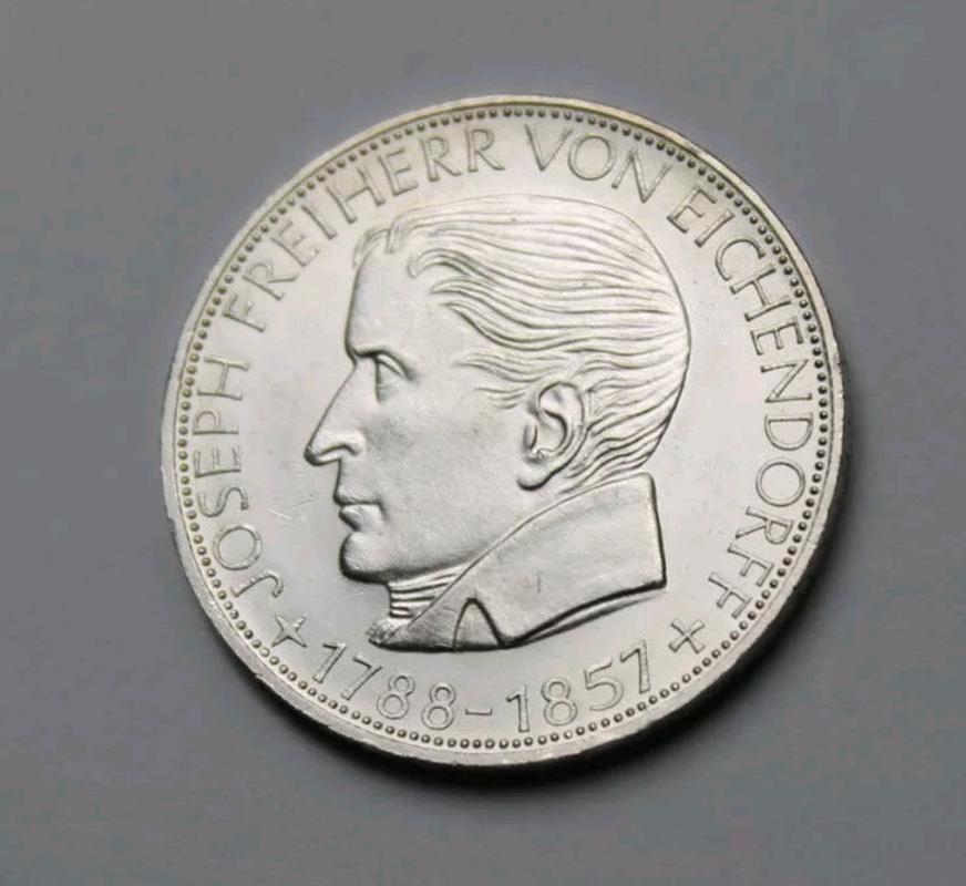 Monedas Conmemorativas de la Republica de Weimar y la Rep. Federal de Alemania 1919-1957 - Página 4 1957a