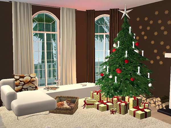 Hellohello: Domy Christmas_Lane_35