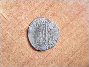 Cornado de Juan II de Castilla 1406-1454 Sevilla. P1320502