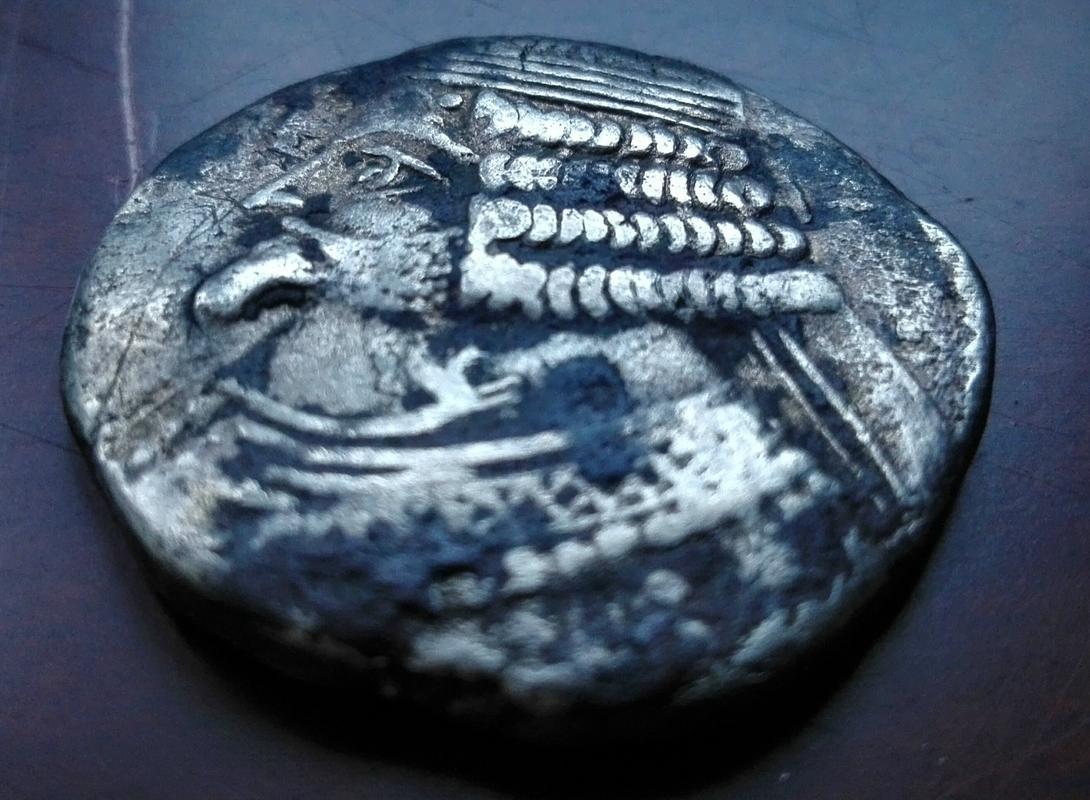 Tetradracma de Fraates IV. Seleucia en el Tigris IMG_20171112_161911