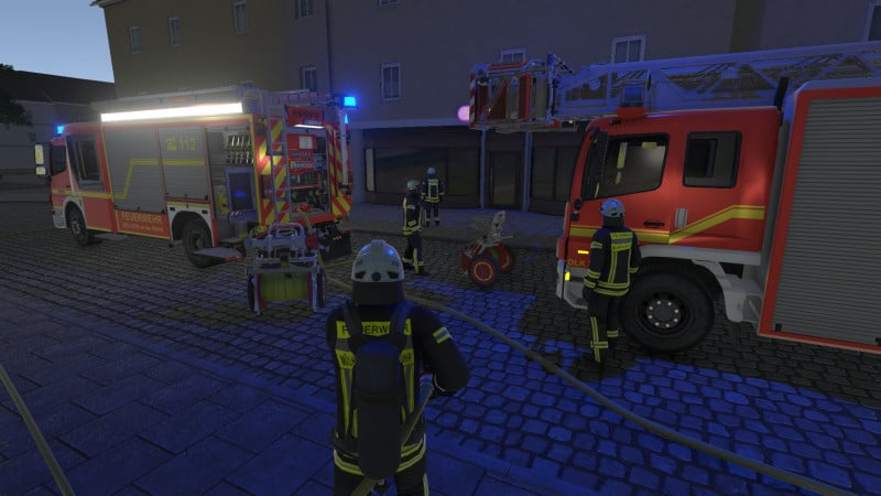 Symulator Straży Pożarnej 2017 [PC]