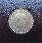 2,50 pesetas 1953 (*19-71). Estado Español. DEDIT LOBO DSC06977
