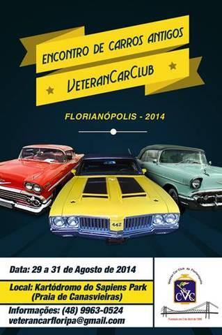 Veteran Car Club a Florianopolis VCC_floripa