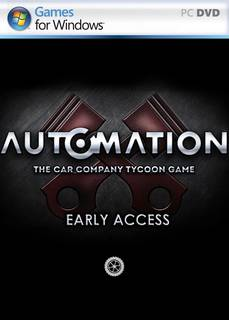 Automation: The Car Company Tycoon Game [PC]