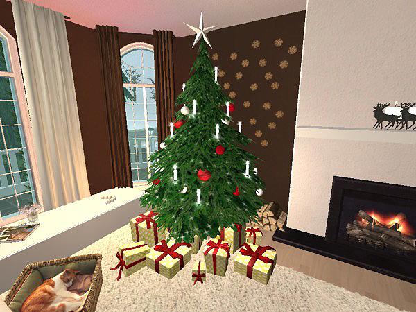 Vánoce u Simíků 2017 Christmas_Lane_37